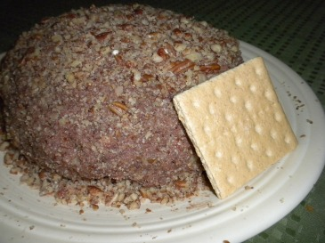 The massive cheeseball