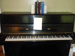 Our Piano