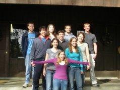 My freshman classmates in BCM
