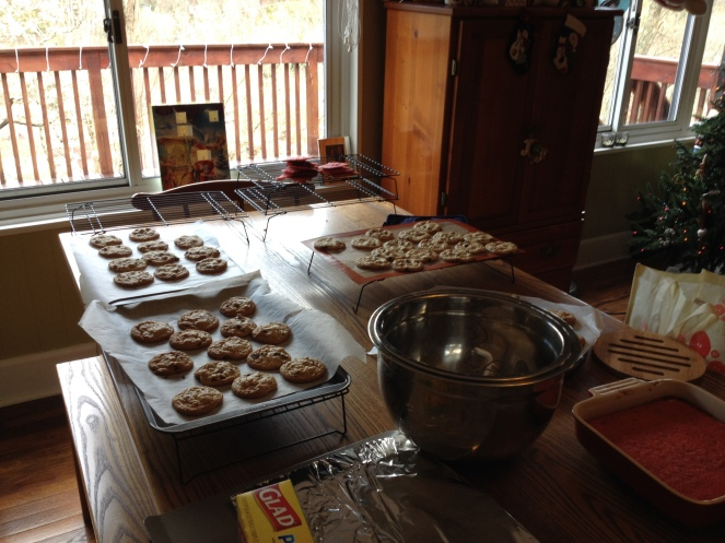 Cookies Cooling!