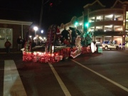 Pikeville Elementary School in the Christmas Parade.