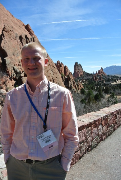 At Garden of the Gods