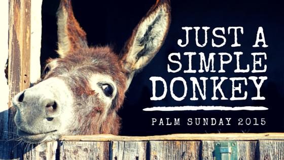 Palm Sunday 15