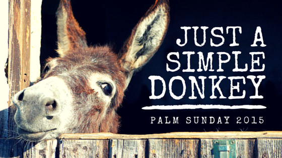 Palm Sunday 15