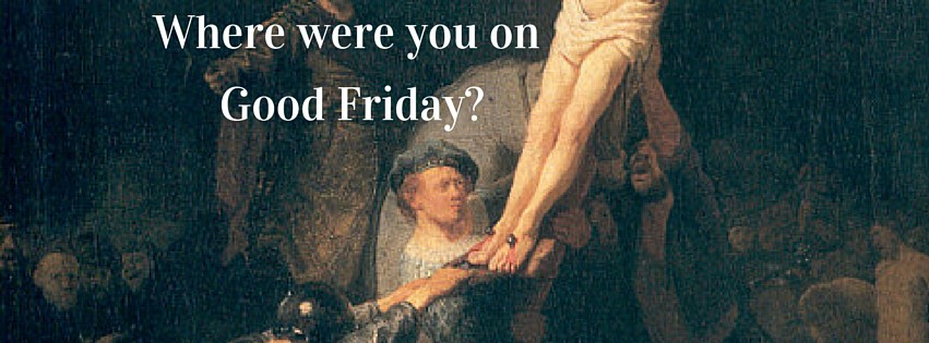 Were You There When They Crucified MyLord?