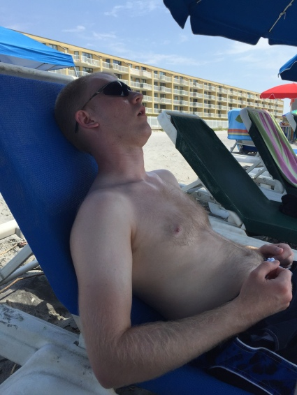 Post-boards beach coma